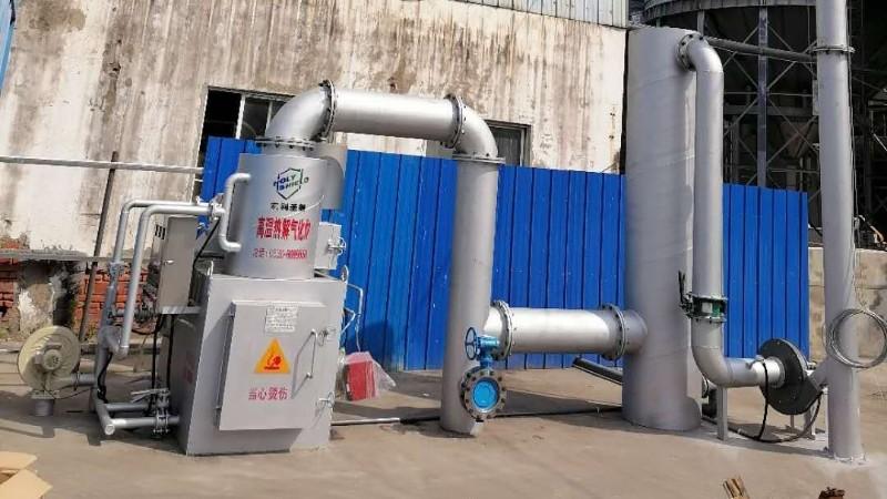 滁州温氏畜牧有限公司焚烧炉