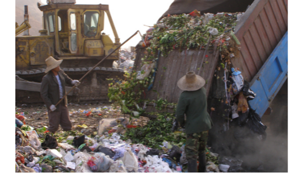 生活垃圾给人类的健康带来了哪些危害?你知道吗?