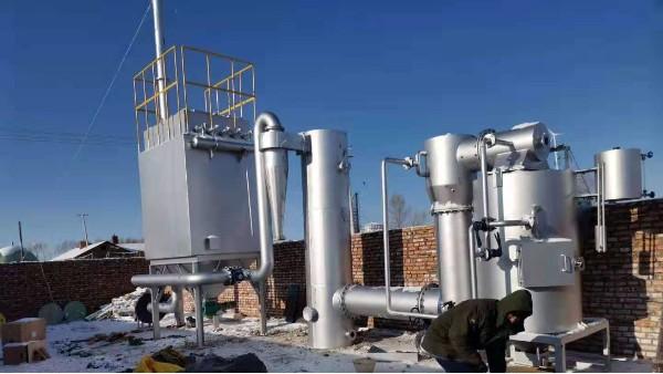热解气化技术的利用方向