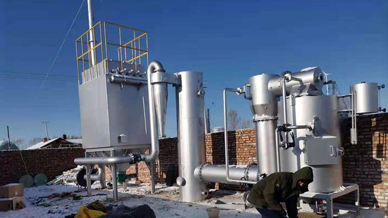 高温热解气化炉