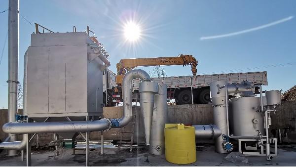 生活垃圾焚烧处理设备怎么才能达到环保要求