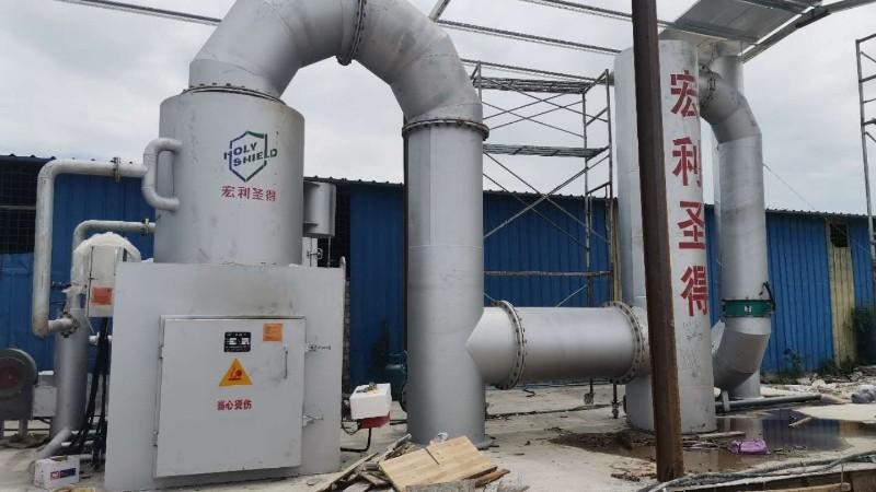 高温热解气化炉可以焚烧处理哪些工业类垃圾?